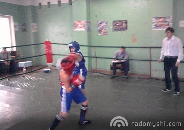 Наші бійці здобули перемогу на ринзі з боксу