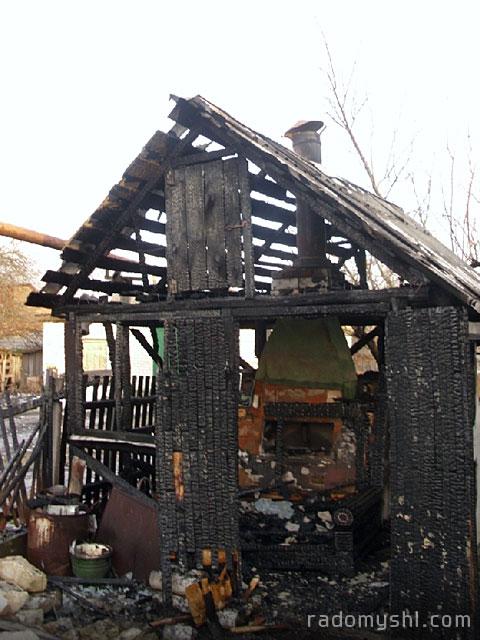 Пожежа на вул. Житомирській