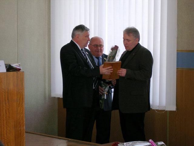 Зустріч з депутатами обласної ради