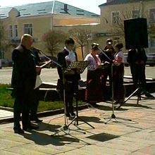 26 квітня – річниця аварії на ЧАЕС. У Радомишлі вшанували учасників ліквідації наслідків аварії